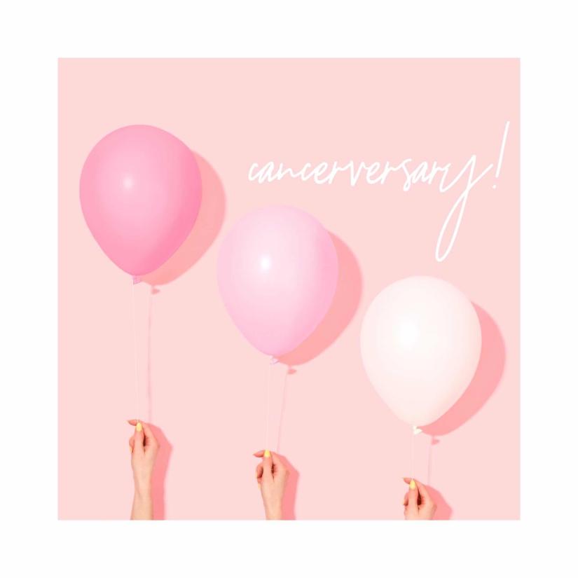 One Year Cancerversary