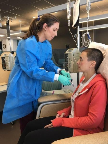 Chemo_Round2 with Nurse