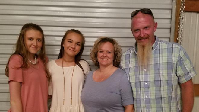Tracy family